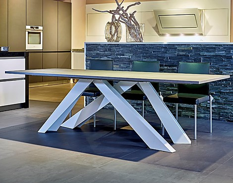 Bonaldo Big Table met keramiek blad - Tafel