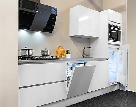 Witte Complete Hoekkeuken.Overzicht Van Keukenaanbiedingen Van Hacker