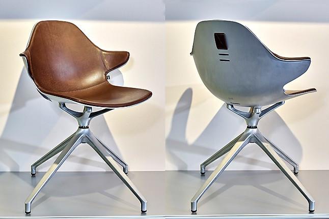 Kff Design Stoelen.Stoelen Kirk 6 X Designstoel Kirk Met Draaivoet Kff Design Mobel