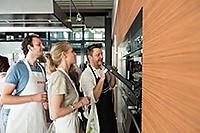 Kookdemonstratie Inspiratiehuis Bosch