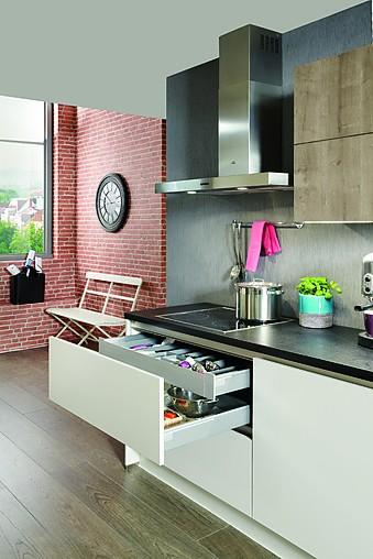 Nobilia-Showroomkeuken Greeploos moderne design keuken ...