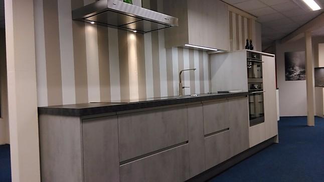 Keuken Met Beton : Keuken hout beton heerlijk keur keukens mooi galerij houten
