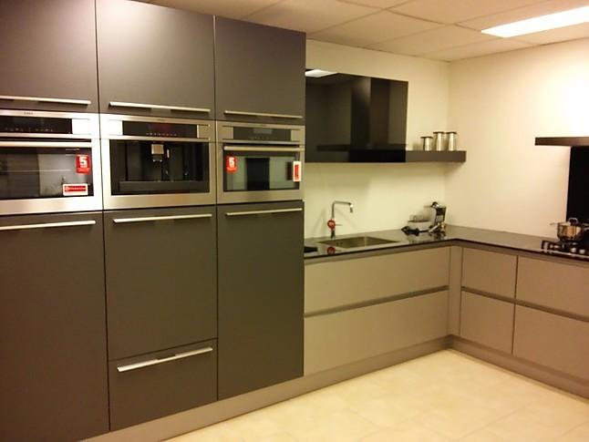 Overige showroomkeuken nieburg modrene keuken incl aeg