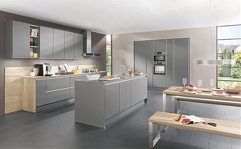 Greeploze Keukens Aanbieding : Nobilia showroomkeuken Greeploze Design Keuken
