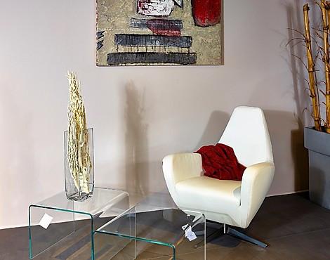 Uitverkoop meubels - woonkamer: fauteuils afgeprijsd