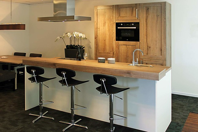 Kremer Keukens Tegels Sanitair C V : Overige Showroomkeuken Keuken met kookeiland