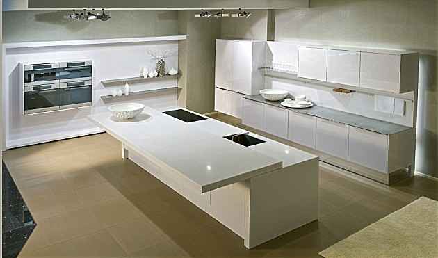 Keuken L Vorm Met Bar : Inspiratie: keukenfoto's in de keukengalerie (pagina 28)