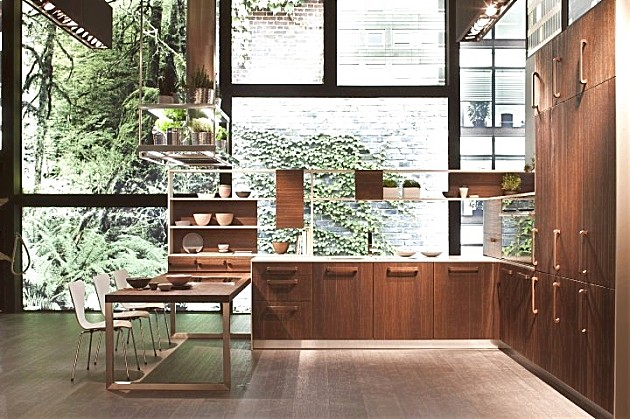 Duitse Keuken Zithoek : Keuken In L Vorm : Inspiratie keukenfoto s in de keukengalerie (pagina