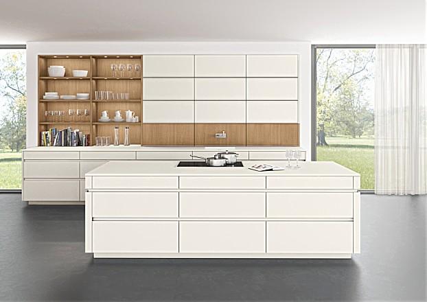 Leicht keukens keukenfoto 39 s in de keukengalerie - Keuken open concept ...