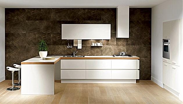 Keuken L Vorm Met Bar : Inspiratie: keukenfoto's in de keukengalerie (pagina 14)