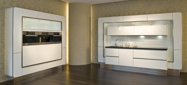 Moderne L Keuken : Inspiratie: keukenfotos in de keukengalerie ...