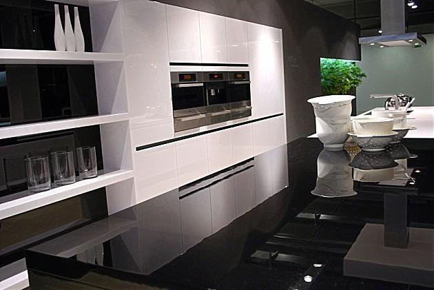 Houten Keuken Greep : Keukendeel met werkblok (Schüller Keukens)