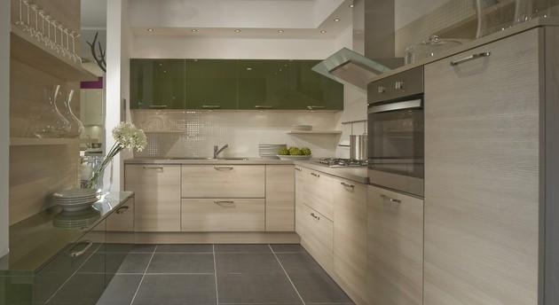 Keuken Grijs Met Hout : Inspiratie: keukenfoto's in de keukengalerie (pagina 18)