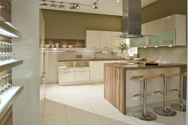 Keuken Hout Met Wit : Inspiratie: keukenfoto's in de keukengalerie (pagina 9)