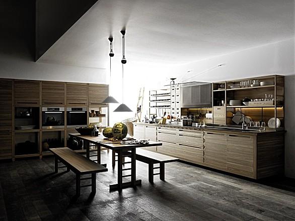 Valcucine keukens keukenfoto 39 s in de keukengalerie - In het midden eiland keuken ...