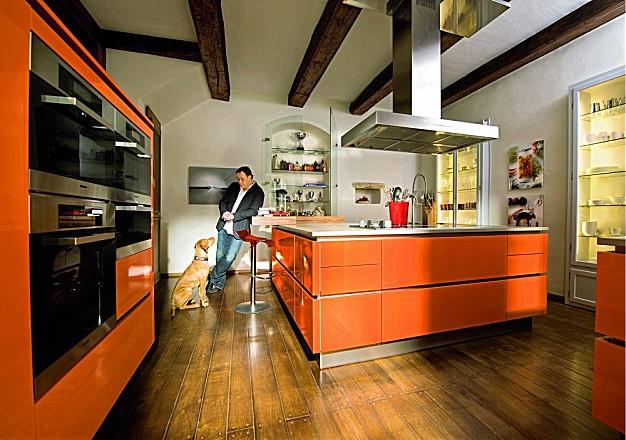 Creme Kleurige Keuken : Inspiratie: keukenfoto's in de keukengalerie (pagina 4)