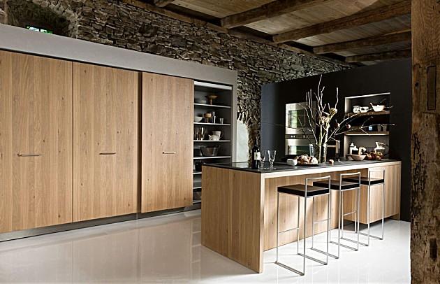 Keuken Fineer Eik : WARENDORF: Keukenfoto's in de keukengalerie (pagina 3)