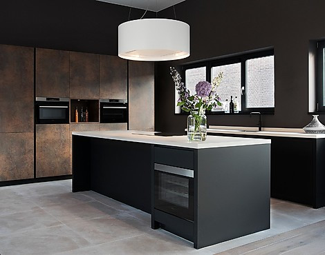 Project Wassenaar - Black and Rust design