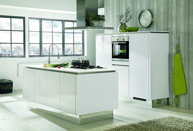 Greeploze Design Keukens : Nobilia showroomkeuken greeploos design keuken showroomkeuken in