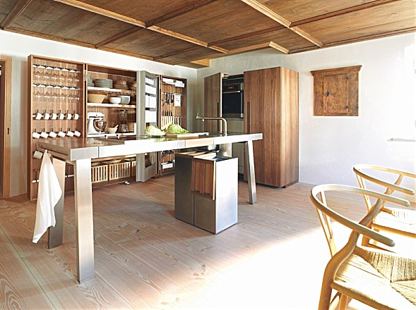 Bulthaup Keuken Werkbank : bulthaup: Keukenfoto's in de keukengalerie