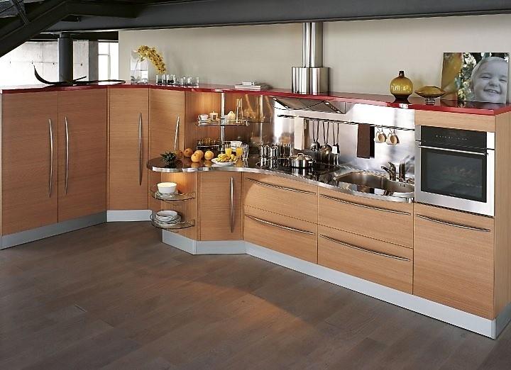 Kleine Keuken L Vorm : Landelijke keuken Houten keukens Kleine keukens Verhuizing en