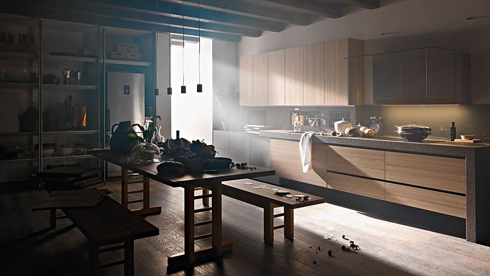 Valcucine Keukens: Keukenfoto's in de keukengalerie