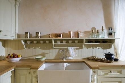 Houten aanrechtbladen bij keukenatlas