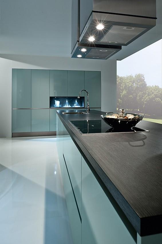 ... design afzuigkap. Zuordnung: Stil Design-keukens, Planungsart Keuken