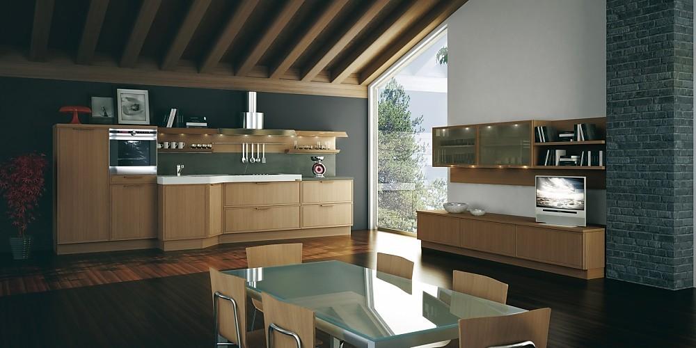 Forma licht eiken - Keuken licht eiken ...