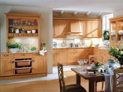 Landelijke keuken rustiek en traditioneel for Bauernstube modern einrichten