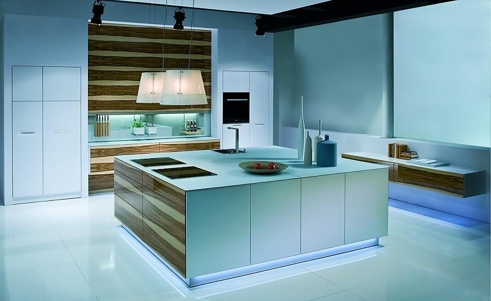 Amberboom edel in de keuken