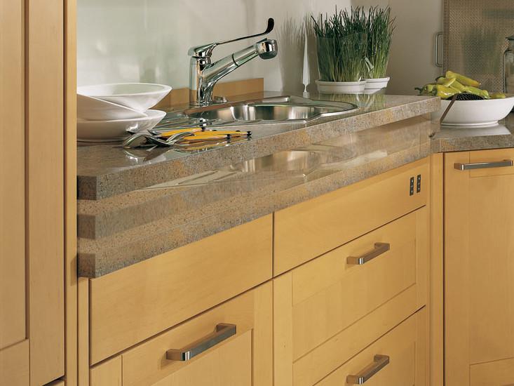 Gele Keuken 9 : Houtsoorten voor de houten keuken bij keukenatlas