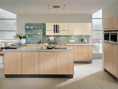 Van Hout Keukens : Houtsoorten voor de houten keuken bij keukenatlas
