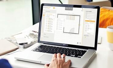 Online-keukenplanner - gratis, zonder download en in 3D