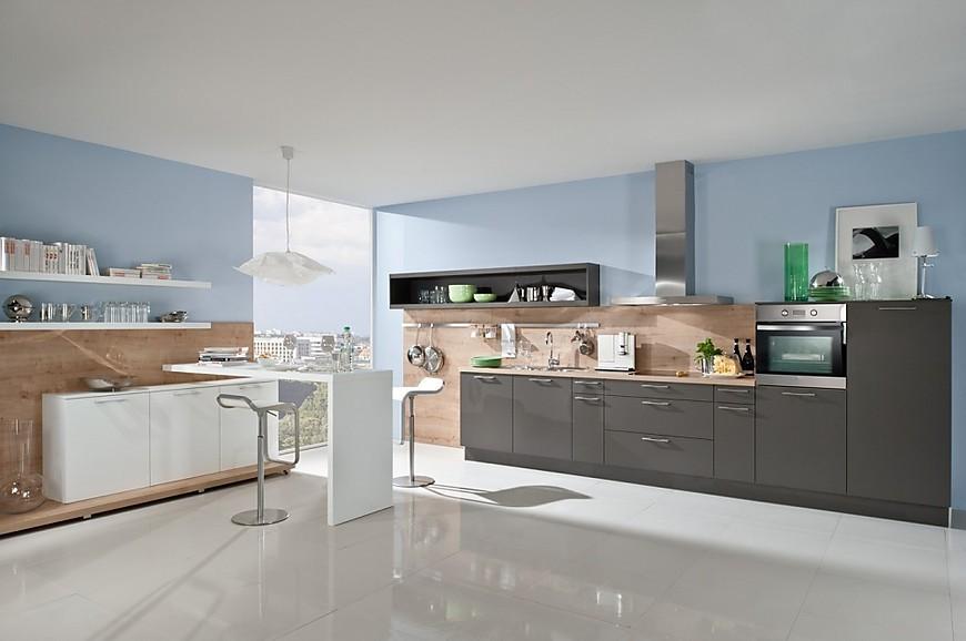 Keuken Grijs Hout : Keukenfoto's: Inspiratie voor uw keukengeluk