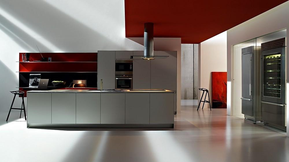 Artematica laminaat - Kleine keukenstudio ...