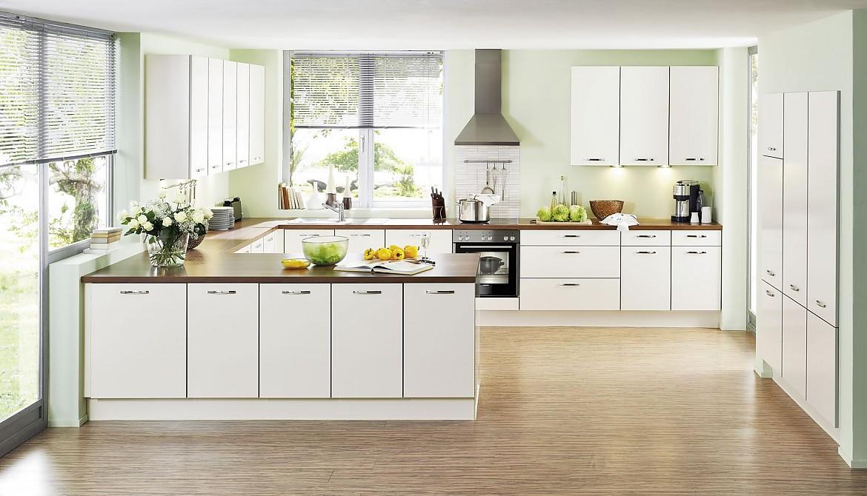 U Vormige Keuken : U vormige keuken