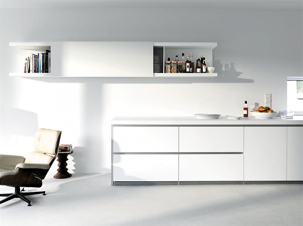 greeploze design keukenwand b1 wit. Black Bedroom Furniture Sets. Home Design Ideas