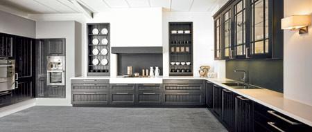 landelijke keuken landhuiskeuken modern en gezellig. Black Bedroom Furniture Sets. Home Design Ideas
