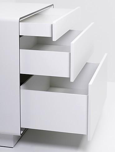 A box lade indeling van allmilmö