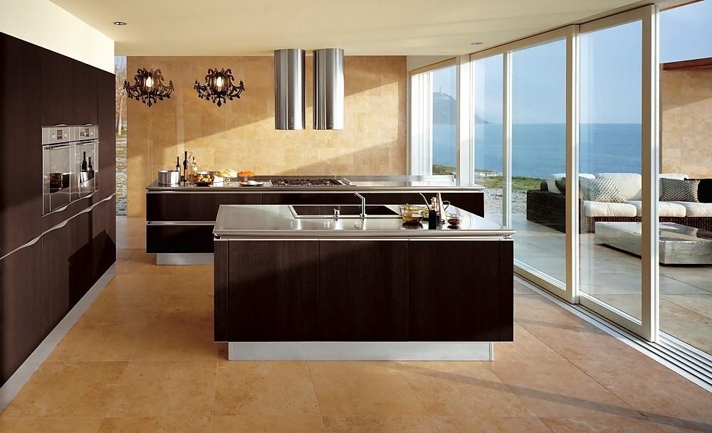 Moderne Keuken Donker : Moderne keukens voorbeelden inspiratie foto s voor een moderne