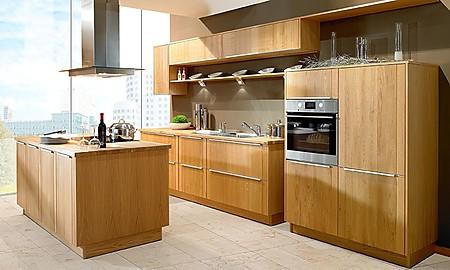 Alles over houten keukens bij keukenatlas - Kleine keukenstudio ...