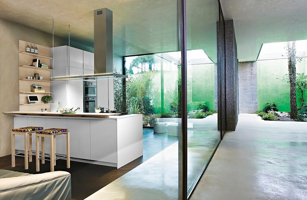 Moderne Keukens Wit: Houten keuken voor elk budget en stijl ook met ...