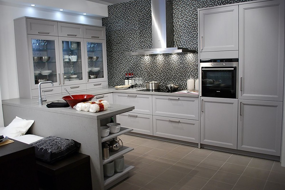 Keuken Witte Kleine : Finca