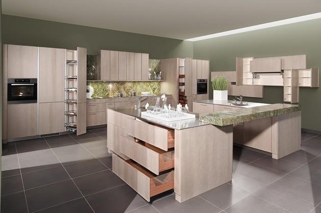 Eiken Keuken Achterwand : Inspiratie keukenfoto s in de keukengalerie (pagina 7)