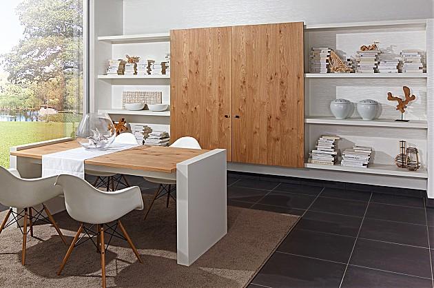 Innenausstattung der k che keukenfoto 39 s in de keukengalerie - Keuken open concept ...