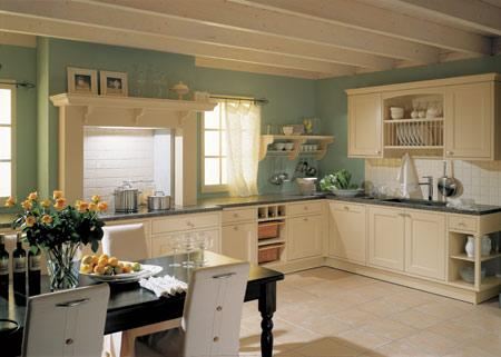 landelijke keuken engels in cottage stijl. Black Bedroom Furniture Sets. Home Design Ideas