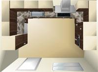 ontwerpen van de keuken handleiding en tips